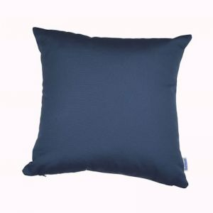 Blue | Sunbrella Fade & Water Resistant Outdoor Cushion | Outdoor Interiors