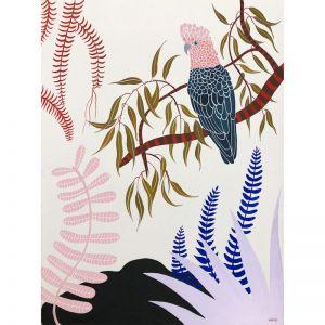 Bluethumb Original   Mr Pink 2019 by Sally Browne