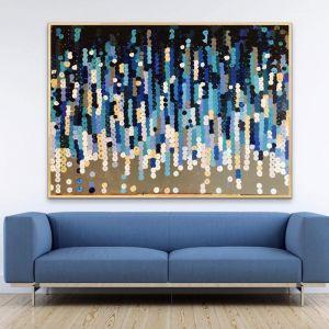 Bluethumb Original | Splash | Framed by Sophie Lawrence