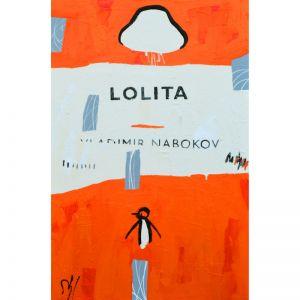 Bluethumb Original | Unpopular Penguin 361 Lolita by Ben Tankard