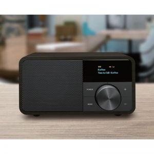 Bluetooth Radio | Sangean Metro - Wooden Cabinet DDR7