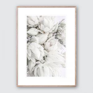 Blushing No.2 | Limited Edited Framed Giclee Art Print