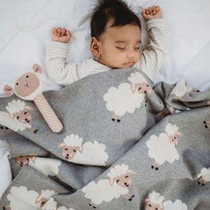 Bo Peep Blanket
