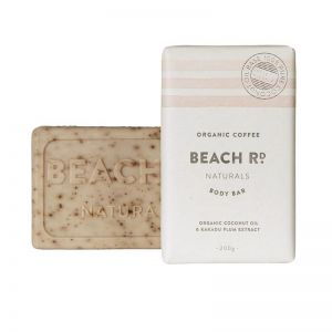 Body Bar | Organic Coffee | 200g | by Beach Road Naturals