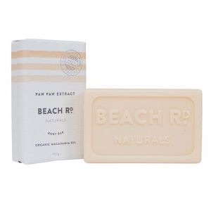 Body Bar | Paw Paw & Organic Coconut Oil | 100g | by Beach Road Naturals