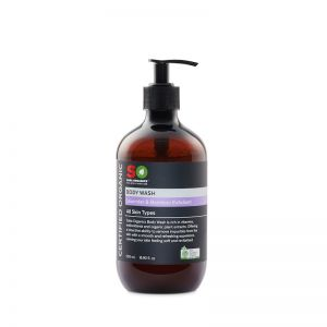 Body Wash - Lavender & Bamboo Exfoliant