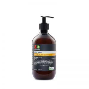 Body Wash - Lemon Tea Tree & Kunzea