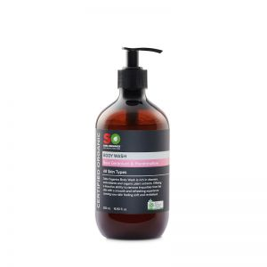 Body Wash - Rose Geranium & Marshmallow