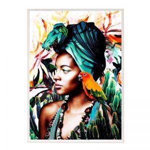 Bohemilla   Framed Art Print