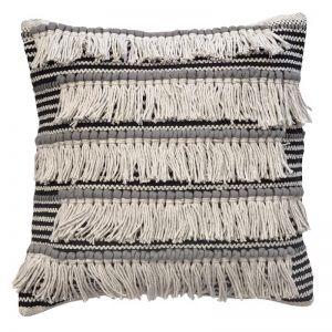 Boho Twine Cushion   by Canvas & Sasson