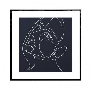 Bolly | Framed Art Print