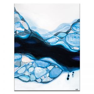 Bondi Blue | Ani Ipradjian | Canvas or Print by Artist Lane