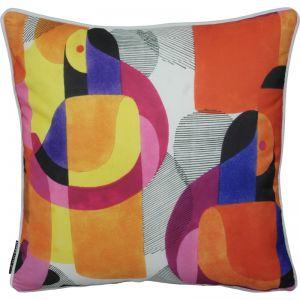 Bondi Colour Pop   45 x 45 cm   Premium Outdoor Cushion (Inc Inner)