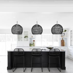 Bondi - Ebony | By Fifty Shades Lighting + Lifestyle