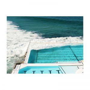 Bondi Pools | Rolled Art Print | Various Sizes