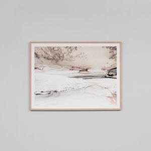 Bondi Sandstone | Framed Print