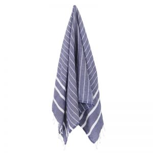 Bondi Turkish Towel | Various Colours | Deep Blue
