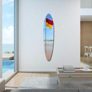 Bondi Waters | Acrylic Board By United Interiors