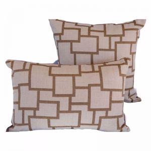 Bordeaux Teak   Sunbrella Fade and Water Resistant Outdoor Cushion   Outdoor Interiors