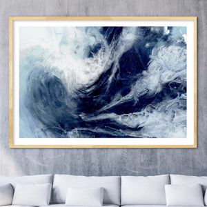 Boro 5 Tornado | Abstract Print | GICLEE A0 Limited Edition Print | Antuanelle