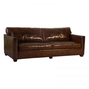 Boston 3 Seat Sofa | Vintage Cigar | Schots