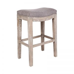 Boston Bar Stool | Grey