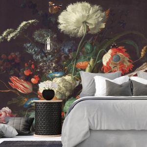 Bouquet Art | Full Wall Mural