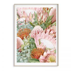 Bouquet Art Print | Sara Turner