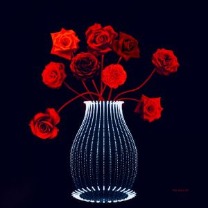 Bouquet for Mummy | Artwork for Lightbox | Various Sizes