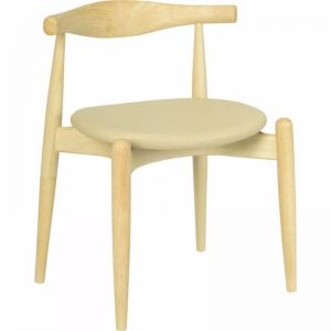 Bouvier Dining Chair   Cream