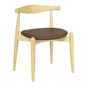 BOUVIER Dining Chair - Mocha