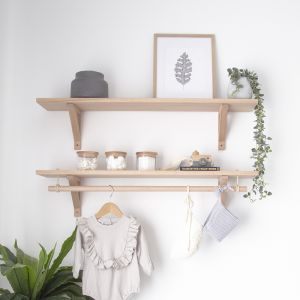 Bracket Shelf Set | Jemmervale Designs