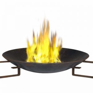 Brad Pit Fire Pit 85cm by Aussie Heatwave Outdoor Fireplaces