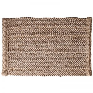Braided Jute Doormat | 60 x 90 | Reversible