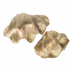 Brass Clam | Gold | By Sea Tribe