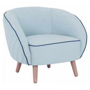 BRAT Lounge Chair - Aquamarine