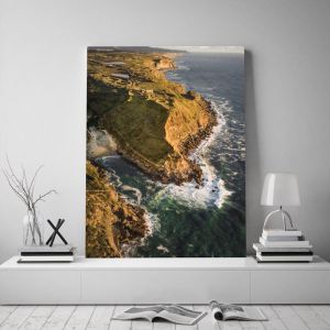 Breath Taking | Canvas Art Print | by Hoxton Art House