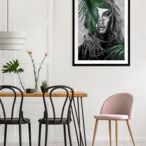 Breathless | Framed Art Print