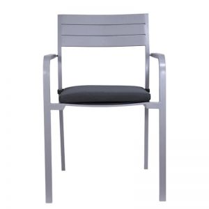 Breeze Outdoor Armchair | Taupe