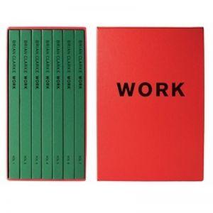 Brian Clarke Work | Coffee Table Book