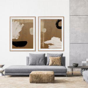Brick and Mortar I | Framed Art Print