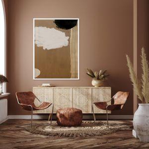 Brick and Mortar III | Framed Art Print