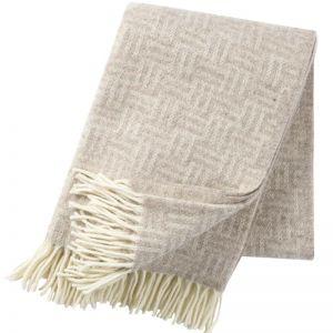 Brick Wool Blanket   Sand
