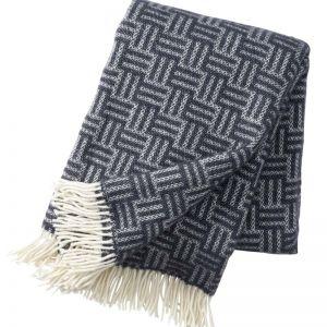 Brick Wool Blanket   Shadow