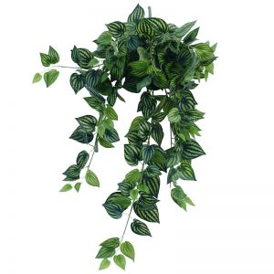 Bright Mixed Philodendron Garland Bush | 100cm