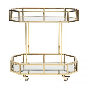 Brooklyn Drinks Trolley | Gold