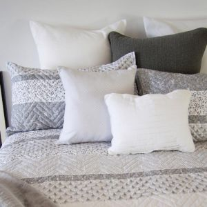 Brooklyn Quilt Cover Set | Single Bed