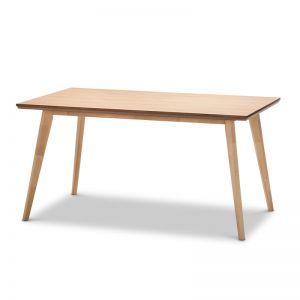 Bruno Dining Table | Natural Oak