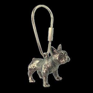 Bruno | The French Bulldog | Key-ring
