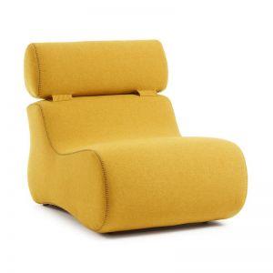 Bubble Armchair | Mustard